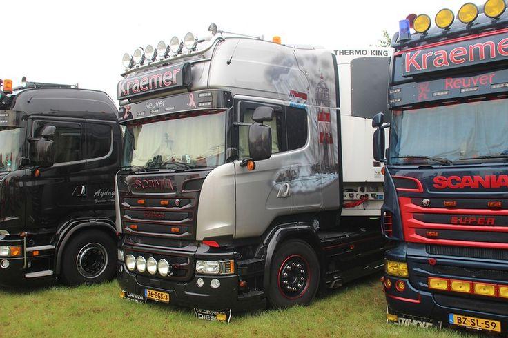 Silver Griffin at Truckshow Appelscha.