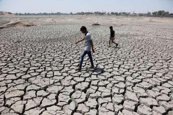 India Heat Wave - Ajit Solanki/ASSOCIATED PRESS/AP Images