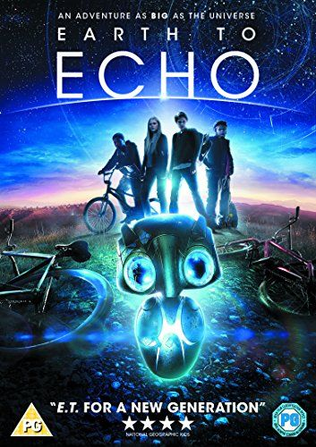 Earth to Echo [DVD]  (Billy)