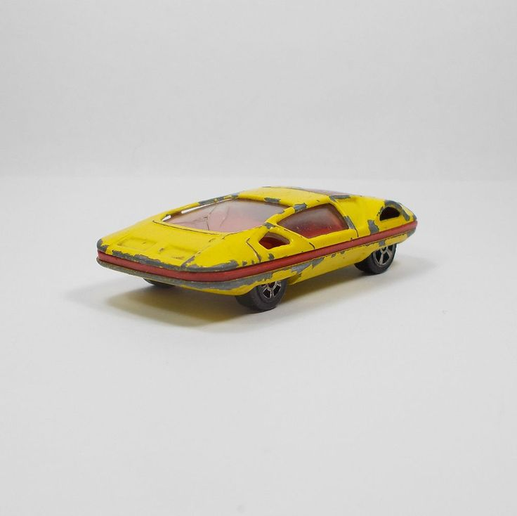 Corgi Juniors Whizz Wheels Pininfarina Modulo Die-cast Model Toy Car