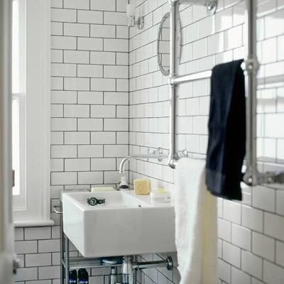 Subway Tile Bathroom Ideas Bathroom Sinks Metro Tile Tile Bathroom