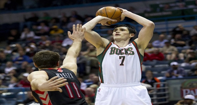 NBA Rumors : Cavs Targeting Bucks F Ersan Ilyasova?