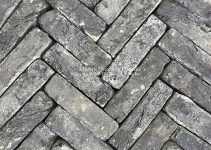 Reclaimed Belgian Grey Bricks