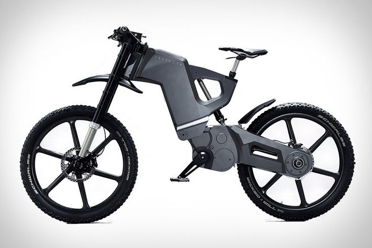 Bicicleta Electrica Plegable Trefecta DTR