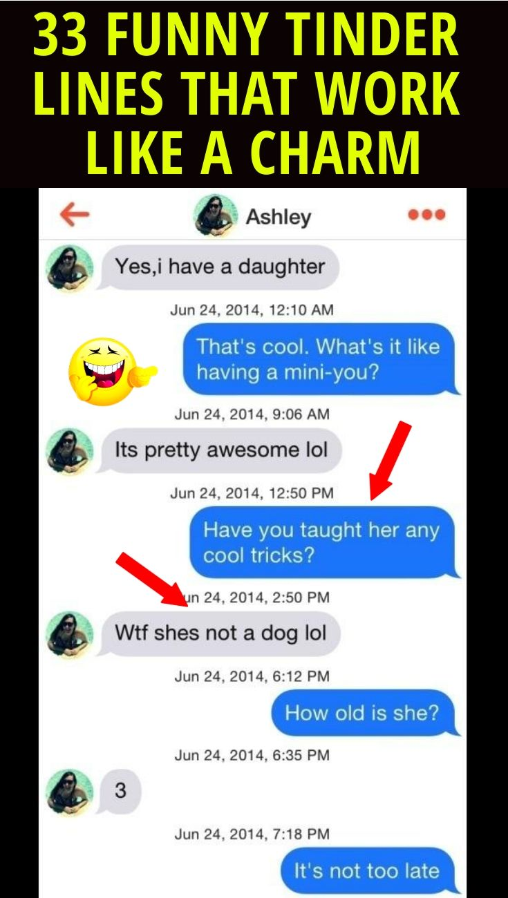 33 Funny Tinder Lines That Work Like A Charm Tinder Humor Funny Dating Quotes Tinder Lines