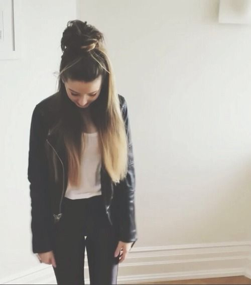 She really is my style icon! //chelsea hawthorne//