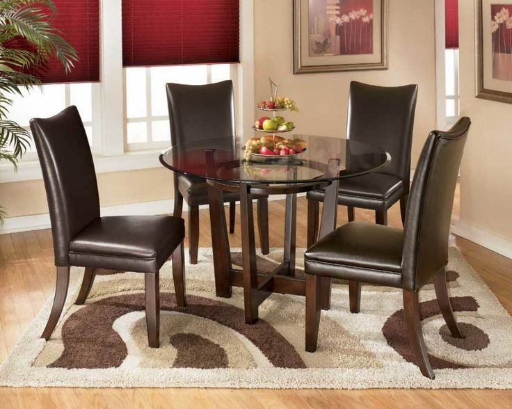 18 Best Dining Room Images On Pinterest  Contemporary Dining Beauteous Comfortable Dining Room Sets Design Decoration