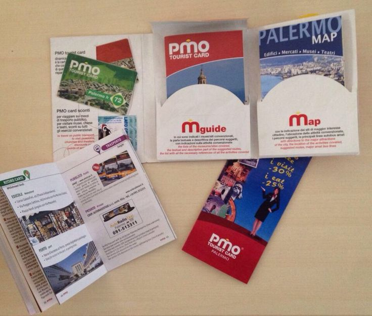 The simplest way to enjoy your holiday! www.pmocard.it