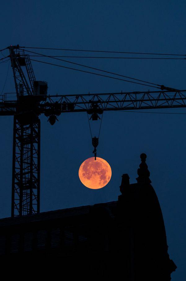 Moon-photography