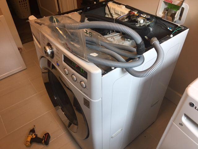Lg Washer Hose Damage Lg Washer Washer Hoses Drain Pump