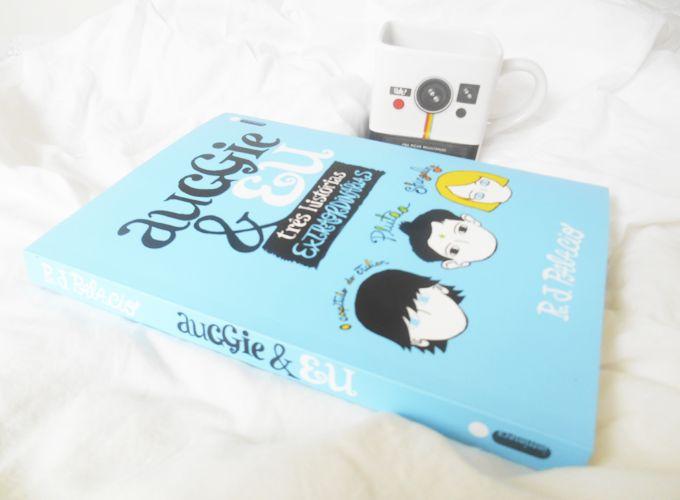 Livro: Auggie & Eu - R.J.Palacio
