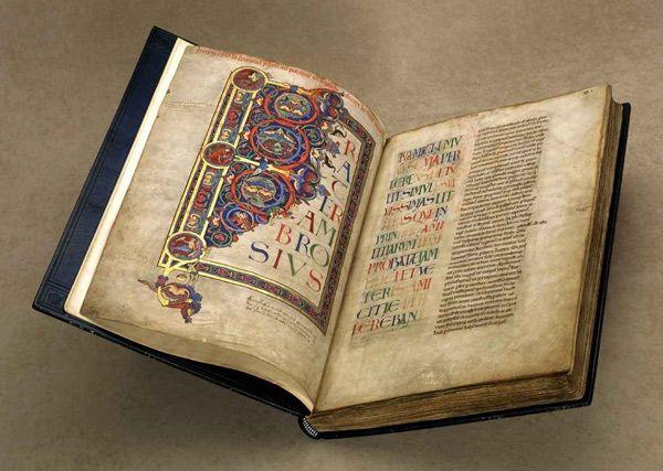 Winchester Bible Exhibition Blog | The Metropolitan Museum of Art