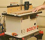 Bosch RA1171 Router Table - NewWoodworker.com LLC