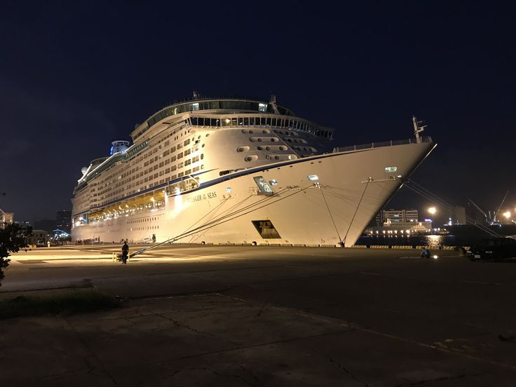 Voyager of the seas by Royal Caribbean