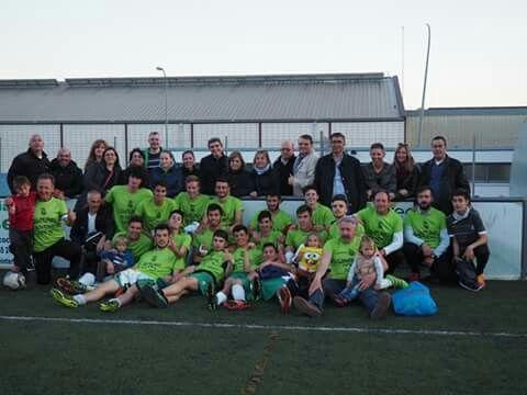 La Peña Madridista de Ibi Juvenil campeones de Liga!!! Felicidades campeones!!! #peñamadridista #penamadridista #futbol #ibi #ibialicante #campeones