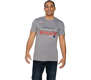 NFL Super Bowl 51 Champions New England Patriots Men's T-Shirt