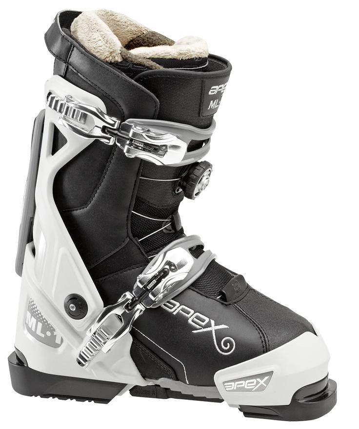 Apex ski boot, must have!
