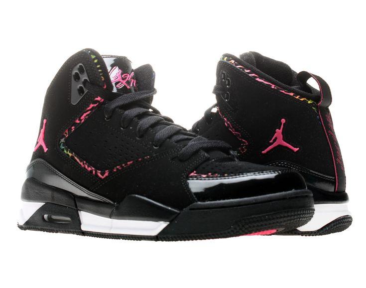 Nike Air Jordan SC-2 (GS) Girls Basketball Shoes [459856 ...