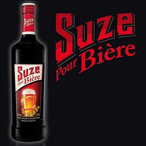 Apéritif à base de vin – Suze amer pour biere 1 Litre: Taux d'alcool – Pour douanes : 15, Contenance – Pour douanes : #N/A, Type d'alcool –…