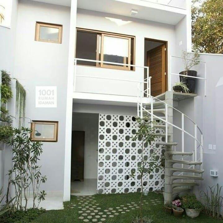 9800 Desain Halaman Belakang Rumah Sederhana HD Terbaru