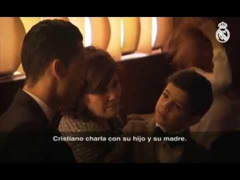 Sergio Ramos Cristiano su hijo y Messi bromean antes de la gala del Balón de Oro