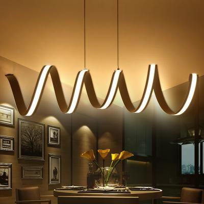 Fashional Modern Art LED Pendant Lights For Indoor Lighting AC Simplicity Lamp Lustres De Sala Fixtures