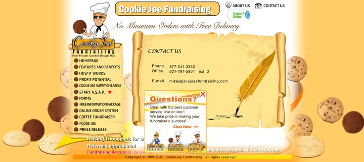 Find the best cookie dough fundraising ideas for the charities and organizations with unique opportunities. We offer a hassle-free cookie dough, handling and distribution service without any additional cost in a simple and effective way. For more information visit our website http://cookiejoefundraising.com/ and contact us at 877-341-2332, 631-791-5801.