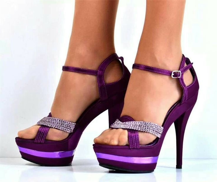 1000  images about Purple shoes on Pinterest | Pump, Purple velvet ...