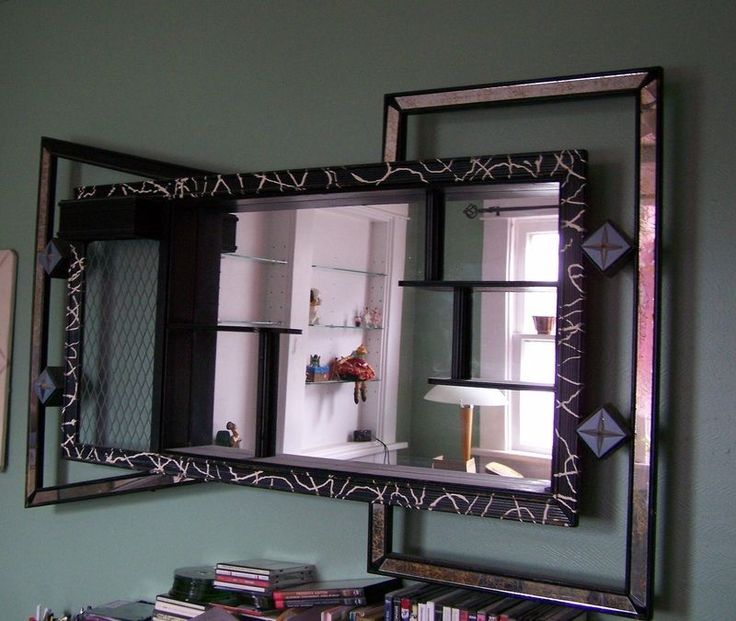 1000 ideas about large shadow box on pinterest shadow for Mirrored box shelves