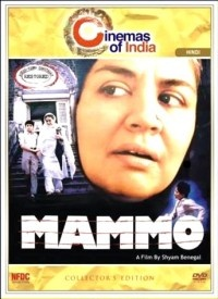 Mammo (Collector's Edition) (Movie, DVD)  Actor: Farida Jalal, Rajit Kapoor, Surekha Sikri  Director: Shyam Benegal  Language: Hindi  Year: 1994  Format: DVD