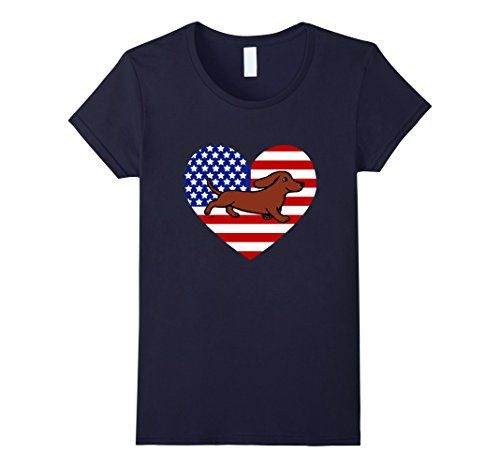 Red Smooth Haired #Dachshund American Flag Heart #Tshirt 4th of July #Doxie https://www.amazon.com/dp/B072QNBCXC/ref=cm_sw_r_pi_dp_x_rK3ozbNRYWCKQ