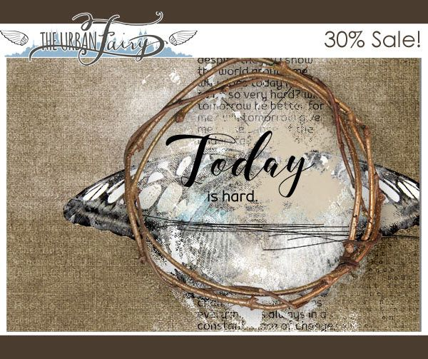 The Urban Fairy's digital scrapbooking store is filled with earthy art journaling products. Enjoy a 30%+ at her store today. #digitalscrapbooking #scrapbooking #memorymaking
