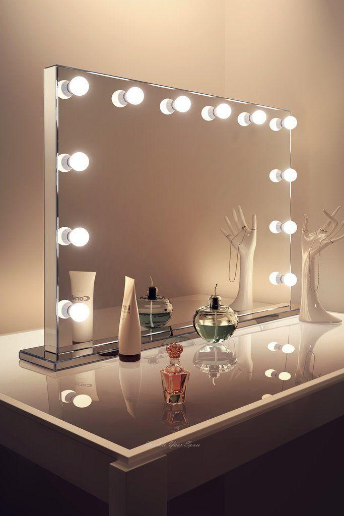 10 Budget Friendly Diy Vanity Mirror Ideas Dressing Room Mirror