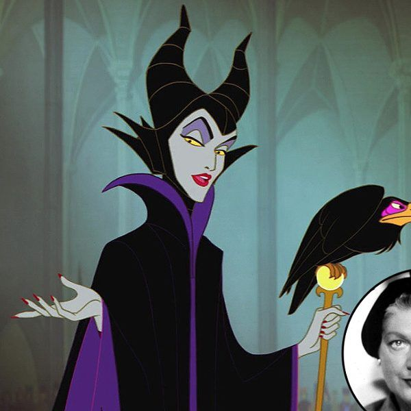 Maleficent, Sleeping Beauty from The Faces & Facts Behind ...