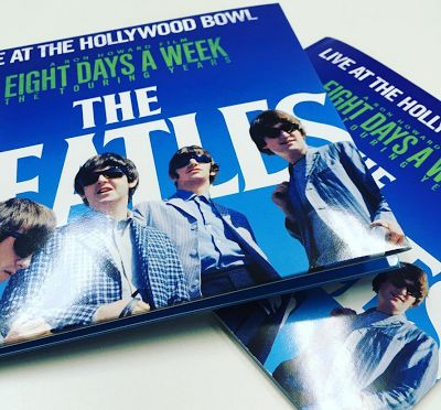 """#BEATLES  MAGAZINE: GILES MARTIN:""""WE REMOVED SOME SCREAMS FRON HOLLYWO..."""