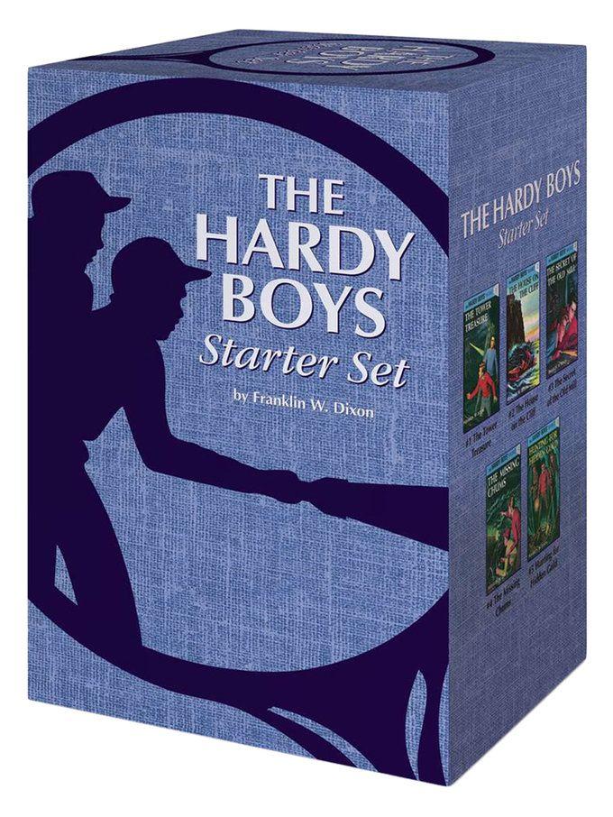 The Hardy Boys Starter Set from The Boys' Room on Gilt