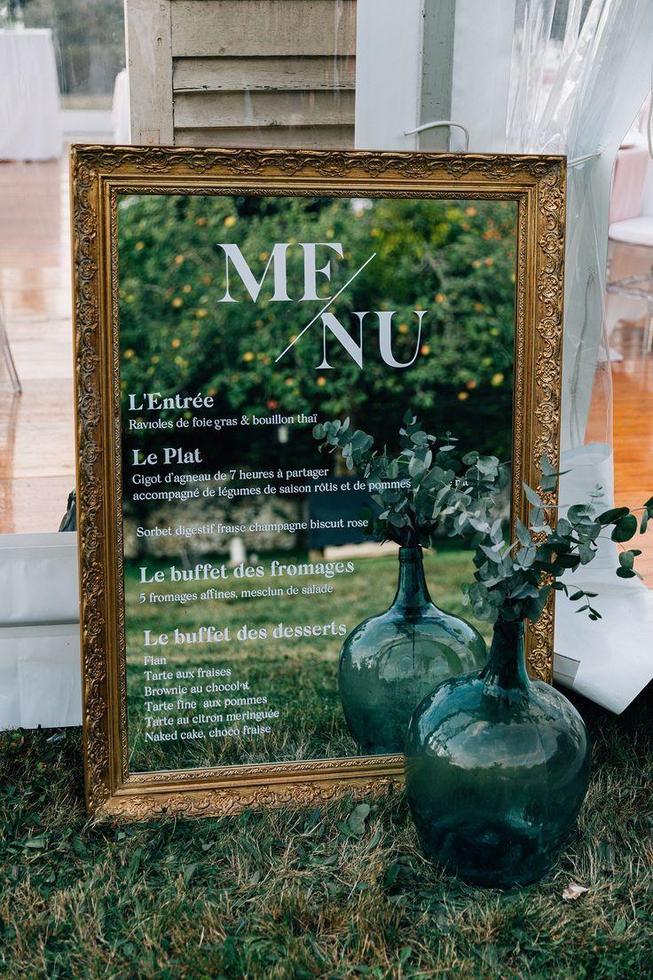 Sweet Blossom Wedding Planner Et Decoration De Mariage Paris En 2020 Decoration Mariage Menu Mariage Mariage Vegetal