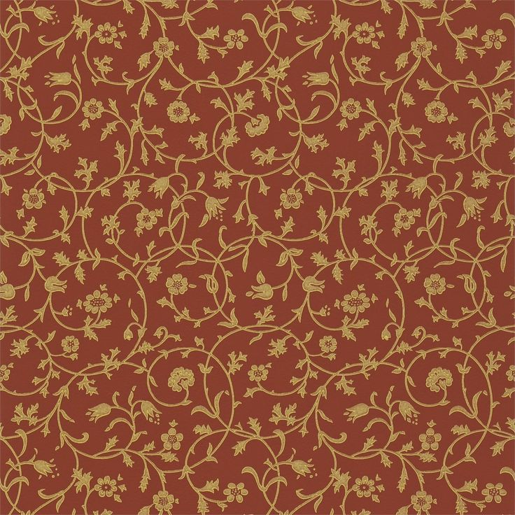 The Original Morris & Co - Arts and crafts, fabrics and wallpaper designs by William Morris & Company | Products | British/UK Fabrics and Wallpapers | Medway (DMCW210451) | Morris Wallpaper Compendium II