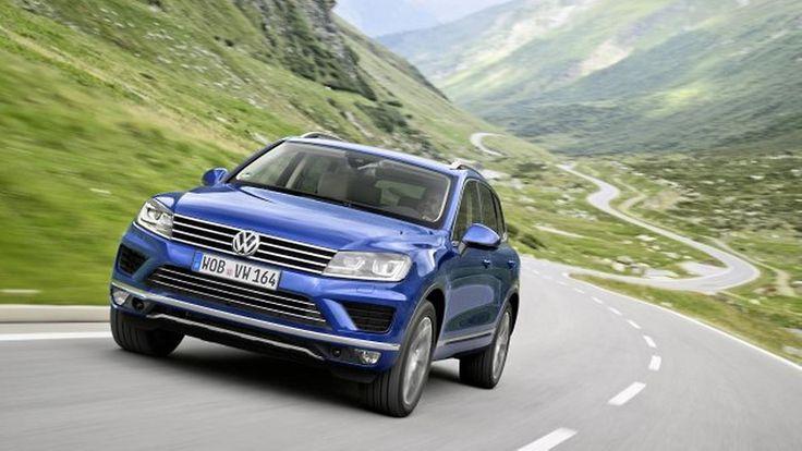Als Gebrauchter eine gute Wahl: VW Touareg - stark und zuverlässig