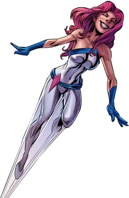 Jessica Jones - Marvel Comics - Alias era - Bendis. from our bio at http://www.writeups.org/fiche.php?id=2251 , Jess back when she was Jewel.