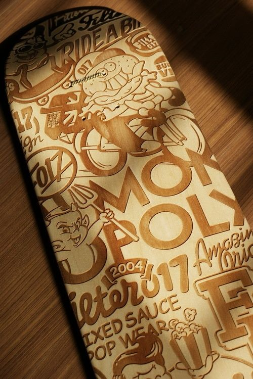 Collection of 25 awesome designs   From up North: Awesome Design, Vintage Graphics, 2010 Skateboard, Graphics Design Inspiration, Skateboard Decks, Dazzle Classic, Graphic Design Inspiration, Classic 2010, Skateboard Design