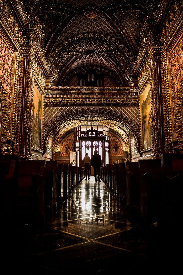 El Santuario de Guadalupe in Morelia, Michoacán, Mexico.