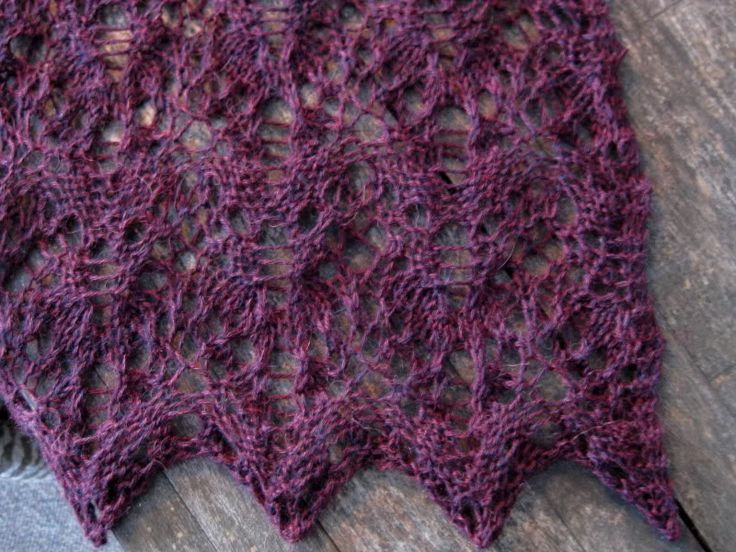 Knitting A Scarf How Many Stitches To Cast On : 855 best images about Knitting on Pinterest Knitting daily, Free pattern an...