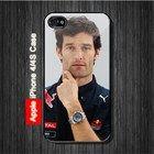Mark Weber #2 iPhone 4, 4S Case - Black Case #iPhone4 #iPhone4 #PhoneCase #iPhone4Case #iPhone4Case
