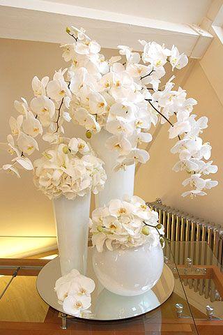 Resultado de imagem para orchid arrangements