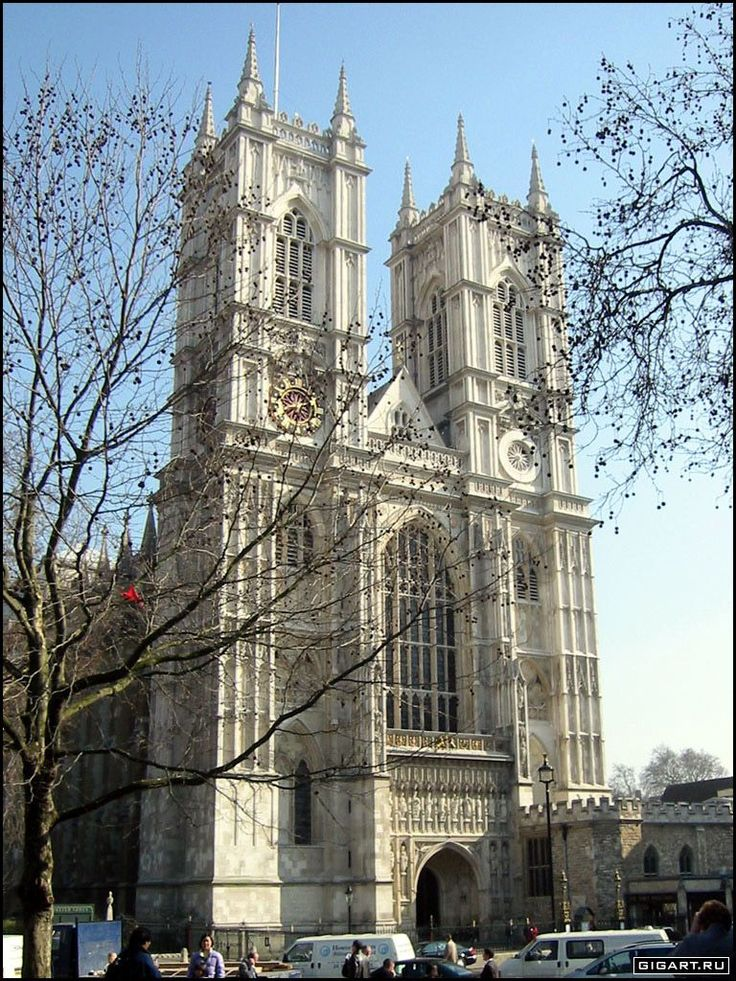 Westminster Abbey England
