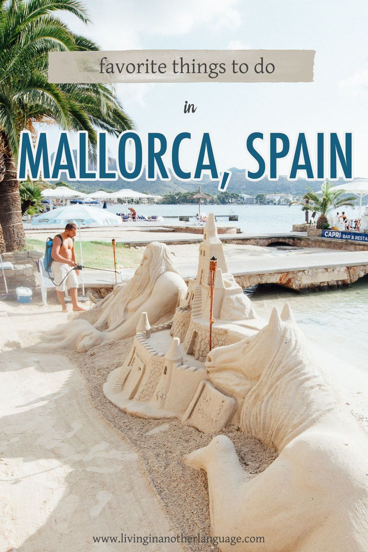 What to do in Mallorca, Spain - Living in Another Language - www.traveling-cats.com
