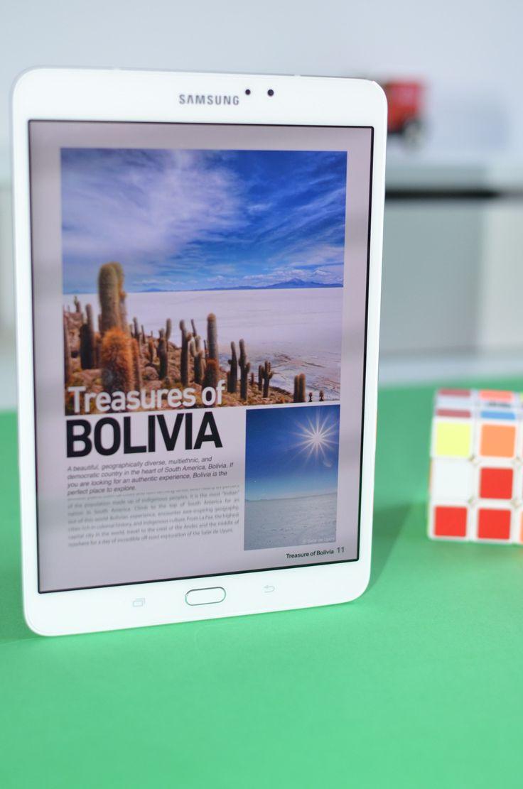 Samsung Galaxy Tab S2 - o tabletă premium .   Zilele trecute am avut ocazia să ne jucăm cu noua tabletă Samsung, și anumeGalaxy Tab S2, fapt pentru care vom împărtăși cu voi și cât... http://www.gadget-review.ro/samsung-galaxy-tab-s2/