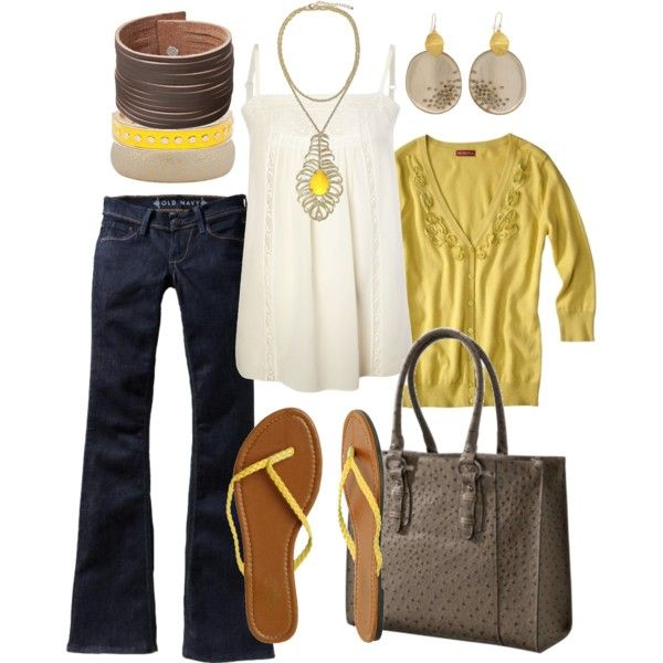 lemon love, created by htotheb.polyvore.com
