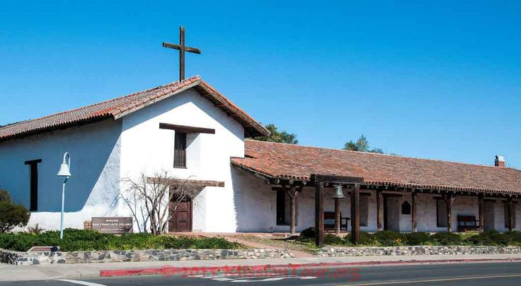 Mission San Francisco Solano Home